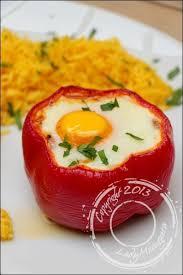 cuisiner le poivron poivrons farcis au thon et à l oeuf un siphon fon fon un