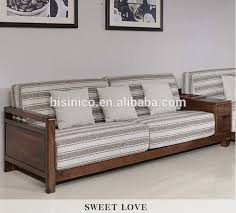 wooden corner sofa set bisini luxury black walnut sofa set royal solid wood corner sofa and