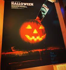 halloween ii mondo poster cool mondo poster art for elysium