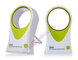 Desk Top Air Conditioner Mini No Leaf Air Conditioner Portable Bladeless Fan Refrigeration
