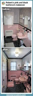 Pink Tile Bathroom Ideas 74 Best What To Do With A 50 S Pink Bathroom Images On Pinterest