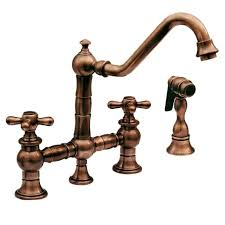 Kohler Bronze Kitchen Faucets Faucet Whkbtcr3 9201 Orb In Rubbed Bronze By Whitehaus