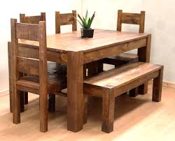 how to make a rustic kitchen table how to build a rustic dining table dining dining chair plans all