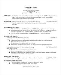 Sample Resume For Download Download Fluid Mechanical Engineer Sample Resume