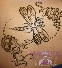steampunk dragonfly tattoo tattoo collection