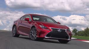 lexus sport s mode 2017 lexus rc 350 f sport exterior and interior test drive youtube