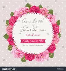 Editable Wedding Invitation Cards Wedding Invitation Card Save Date Card Stock Vector 605014391