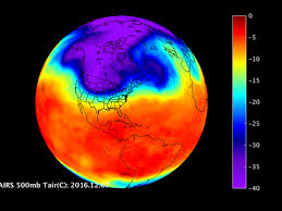 Map Snap Europe by A Look At The U S Cold Snap From Nasa Infrared Imagery Nasa