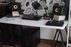 Studio Monitor Desk by Krk Rp5 G3 Revisited Plus Krk 10s Subwoofer Short Review