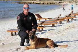 lakeland pd officer chad whitaker and k9 nox claim top honor at