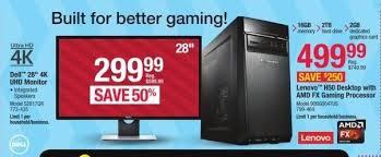 desktop computers best deals black friday best desktop computer deals for the 2016 black friday sales