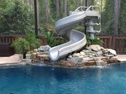 Awesome Backyard Pools by Decorating Enjoyable Outdoor Swimming Pool With Interesting Pool