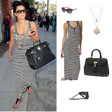 perfect pre loves stripes maxi dress