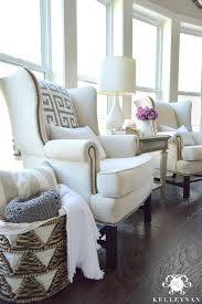 Blue Wingback Chair Design Ideas Wingback Chairs Living Room Furniture For Less Overstock With