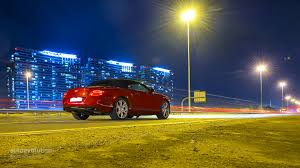 bentley night bentley continental gtc v8 review autoevolution