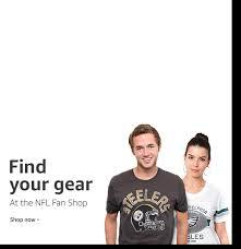 nfl shop black friday sales amazon com nfl fan shop