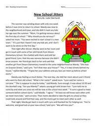 eighth grade reading comprehension worksheet harriet tubman