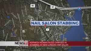 cuticle scissors attack at the u201clucky nails salon u201d youtube