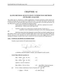 typical wedding program kanis method of frame analysis finite element method