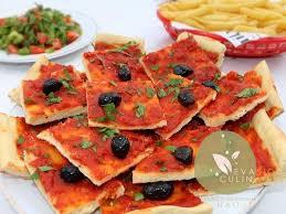 cuisine alg駻ienne traditionnelle cette pizza algérienne traditionnelle à l ancienne est toute simple