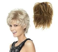 hairdo wigs hairdo spiky cut wig page 1 qvc