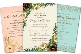 bridal invitation email online bridal shower invitations that wow greenvelope