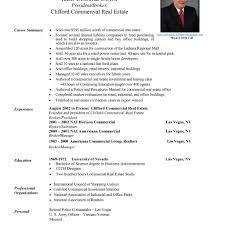 real estate resume templates real estate resumes therpgmovie