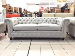 Chesterfield Sofa Set Chesterfield Sofa Furniture Outlet Special Offer For Sale In