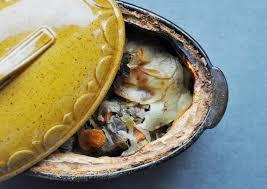 recette cuisine baeckoff cathetoiles fr baeckeoffe baeckehoffa backofen aux trois viandes