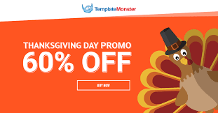 sale in templatemonster s history 60