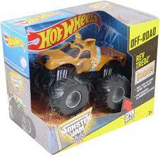 scooby doo monster truck video amazon com wheels rev tredz scooby doo monster jam off road