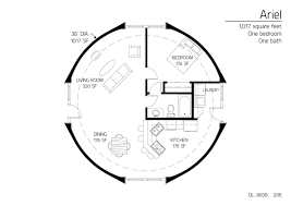 Monolithic Dome Homes Floor Plans Ariel U201d Series Monolithic Dome Institute