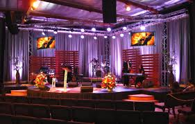 Church Curtains How Churches And School Stages Can Save Money On Drapery Lushes