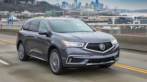 first acura acura adds mdx to models built in ohio
