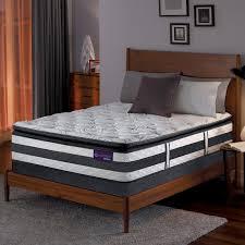 Serta Icomfort Bed Frame Serta Hybrid Observer Pillowtop Mattress