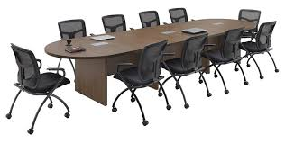 U Shaped Boardroom Table Images Of Pl Laminate Racetrack Shaped Conference Table With Grommets