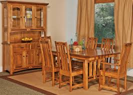 Dining Room Table And Hutch Sets by Dining Sets Amish Furniture In Shipshewana Indiana