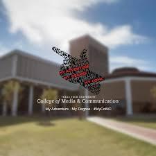 college of media u0026 communication comc ttu