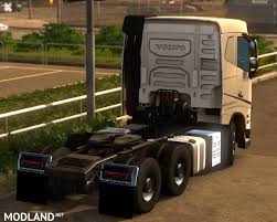 volvo truck configurator volvo 6x4 style mod for ets 2