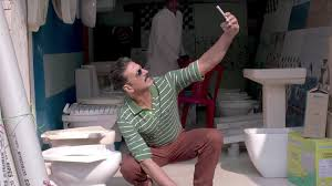 Hidden Camera Bathroom India Toilet A Love Story U0027 Brings India U0027s Sanitation Problem To