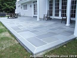 Bluestone Patio Pavers Bluestone Patio To Replace Brick Patio For The Home