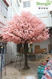 artificial wood blossom tree artificial indoor cherry blossom
