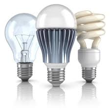led vs cfl vs incandescent all in one insulation