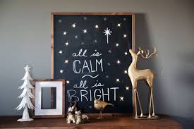 Lighted Tree Home Decor Ana White Lighted Holiday Chalkboard Sign