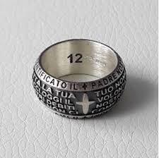 rosary rings rings rosary rings vaticanum