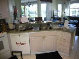 Cabinet Refacing Before  After Photos YouTube - Kitchen cabinet refacing before and after photos