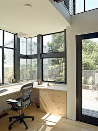 Home Office Design Inspiration Working At The Window 18 Home Office Design Inspiration Style