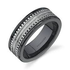 black wedding bands for men wedding rings men wedding ring black black wedding ring men s