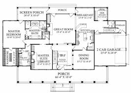 100 house plan with two master suites 100 2 master bedroom