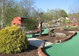 frontier falls mini golf shawnee village